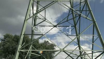 Strommast - High voltage tower