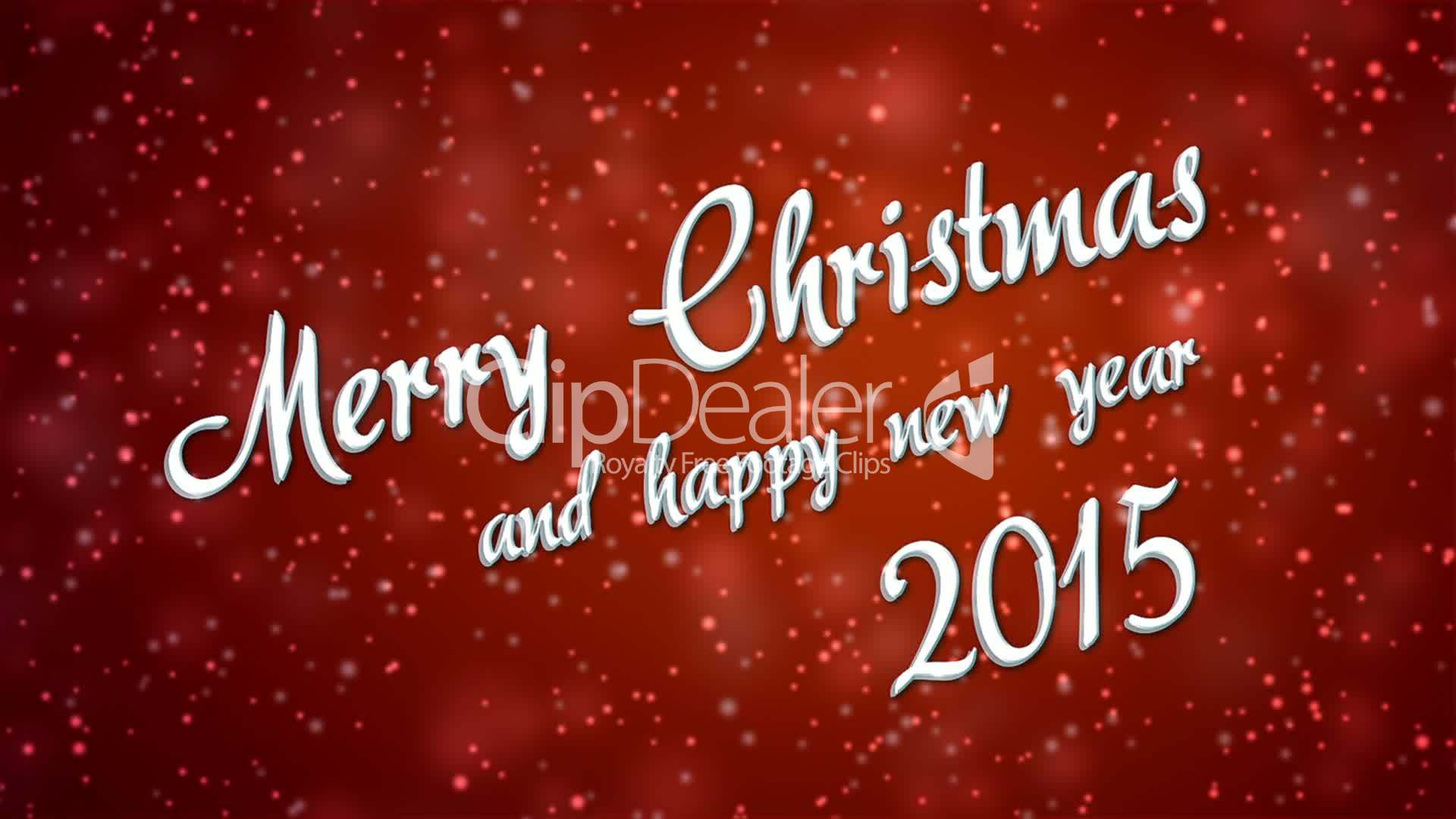 Merry Christmas Greeting Loop Royalty Free Video And Stock Footage