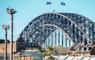 Sydney Harbour Bridge, New South Wales - Australia
