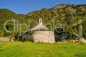 Chapel of saint nicholas