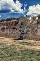 Venetian fortification Walls of Chania