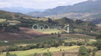 Landscape, Farmland, View, Nature, Fields