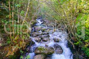 Sant Nicolau river