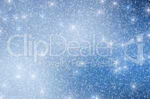 Snow Stars Christmas Background 1