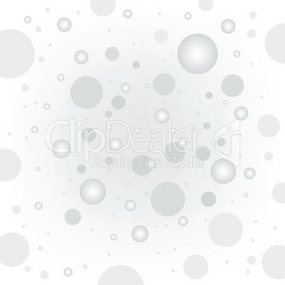 circular effects white background