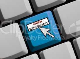 Ideen Management online