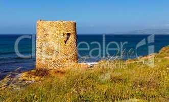 Little Tower on the coast