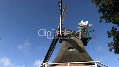 """Holländerwindmühle """"Gott mit uns"""" in Eddelak"""