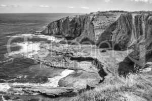 Basque Country. Wonderful coastal landscape