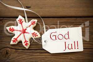 God Jul, Swedish Christmas Greetings