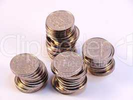 Bunch of coins