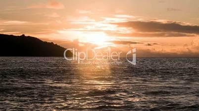 Sunset Indian Ocean // HD
