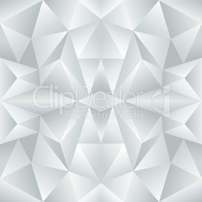 abstract triangular gradient background
