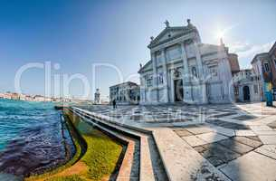 Basilica of Santa Maria della Salute in Venice