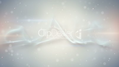 smooth flow abstract loopable background