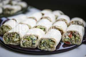 Catering, Buffet und Fingerfood / Wraps