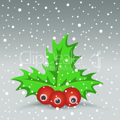 Christmas berry