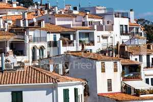 Mediterranean houses