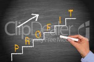 Profit - Business Concept