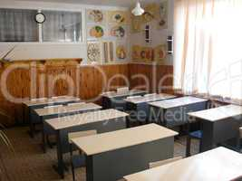 classroom of anatomy