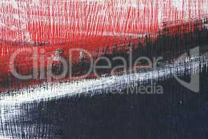 Small part of a big colourful street graffiti-background