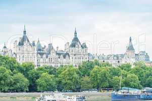 London - Beautiful aerial city skyline