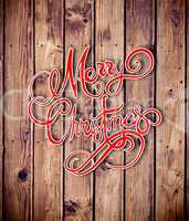 Composite image of logo wishing everyone a merry christmas