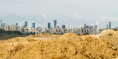 Tel Aviv and  Ramat Gan.