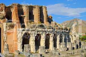 Capua Amphitheater - Capua amphitheatre 03