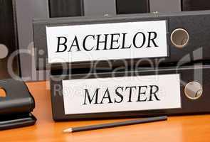 Bachelor and Master