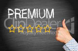 Premium - Five Star Service or Product