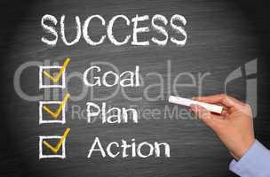Success - Business Concept