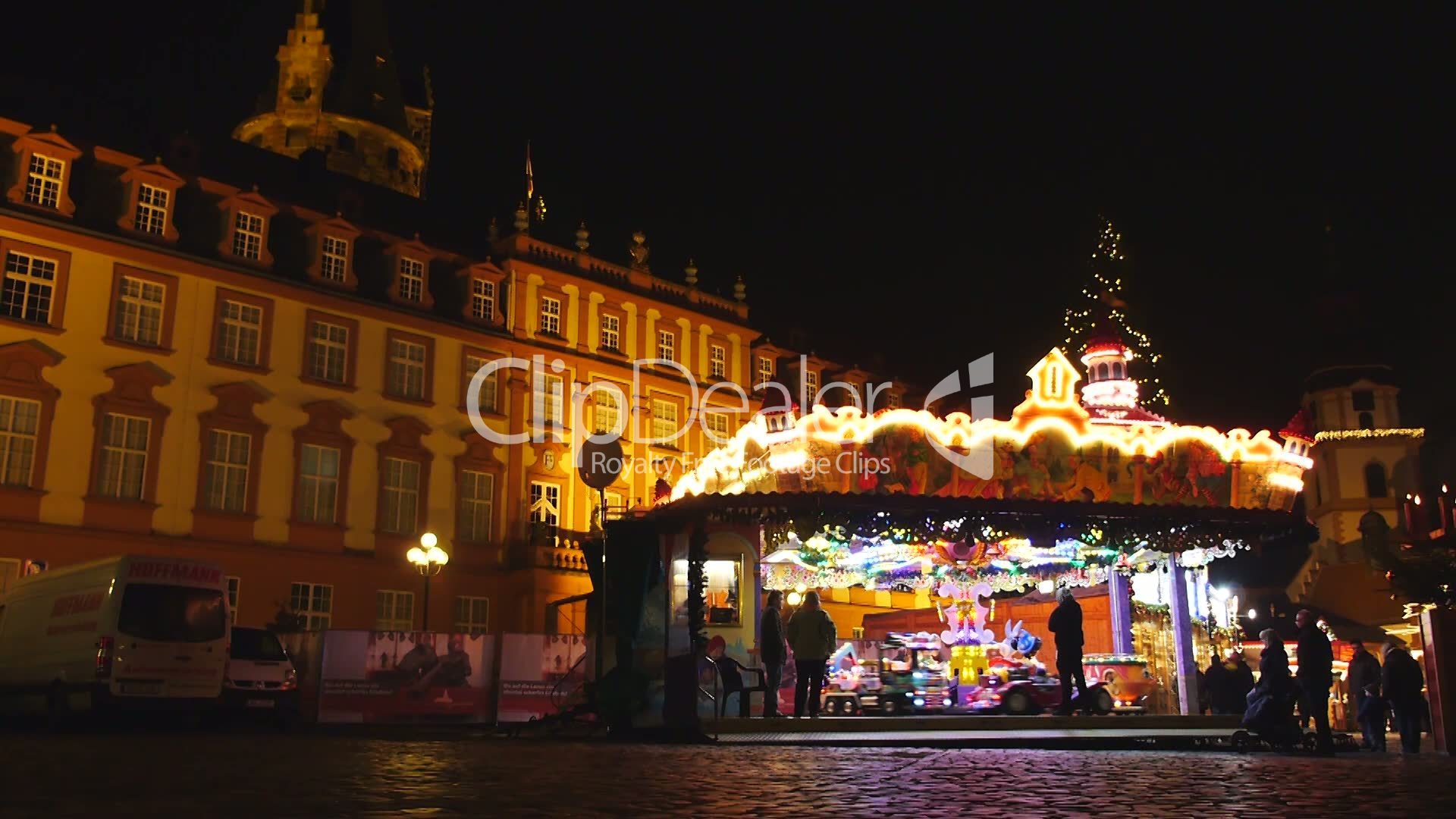 weihnachtsmarkt royalty free video and stock footage. Black Bedroom Furniture Sets. Home Design Ideas