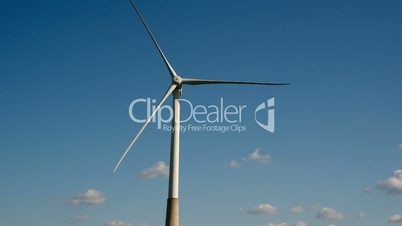 A big white windmill not turning FS700 4K Odyssey7Q