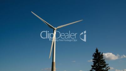 A windmill slowly turning FS700 4K Odyssey7Q