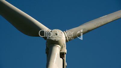 Closer look of the windmills propeller FS700 4K Odyssey7Q