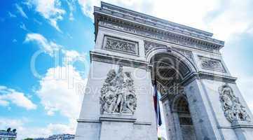 The Triumph Arc, Paris - France