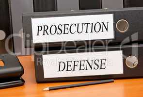 Prosecution and Defense