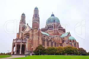 National Basilica of the Sacred Heart in Koekelberg