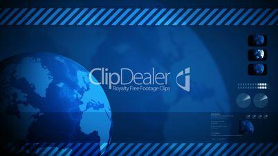 Global world background loop