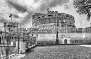 Saint Angel Castle, Rome