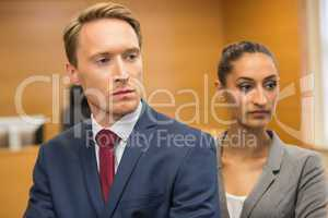 Stern lawyers looking ahead