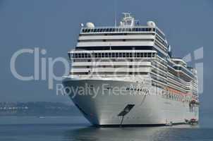 kreuzfahrtschiff ansicht