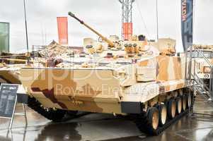 Combat reconnaissance vehicle BRM-3K