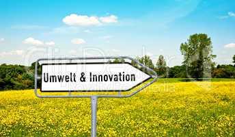 Umwelt und Innovation