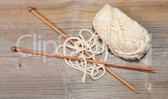 Wolle Handarbeit Stricken
