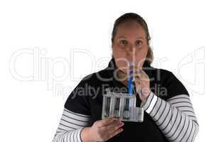 Lungenfunktion überprüfen