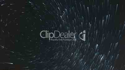 star trail time lapse stars and clouds 11589