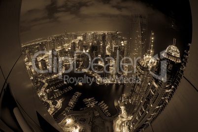 city view of Dubai