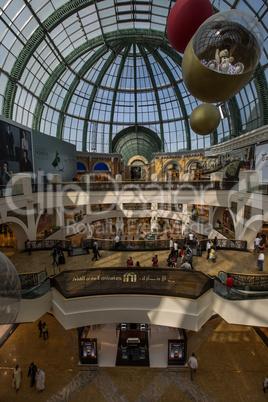 Mall of the Emirates in Dubai United Arab Emirates